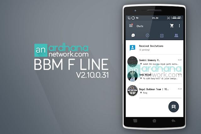 BBM Line V2.10.0.31