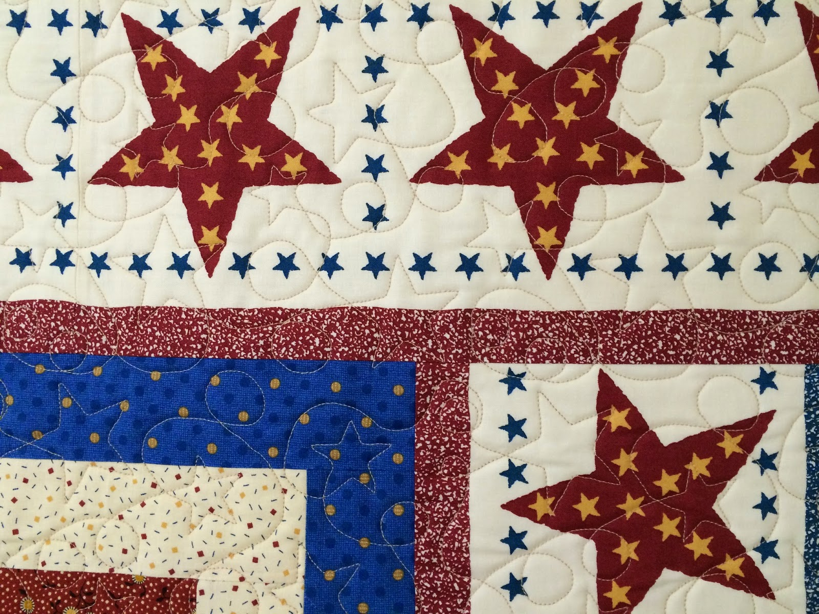 Debbie Taylor's Star Quilt