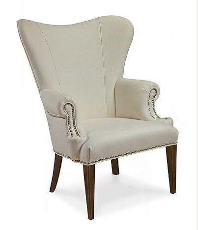 Wilshire Wing Chair - Size: 34