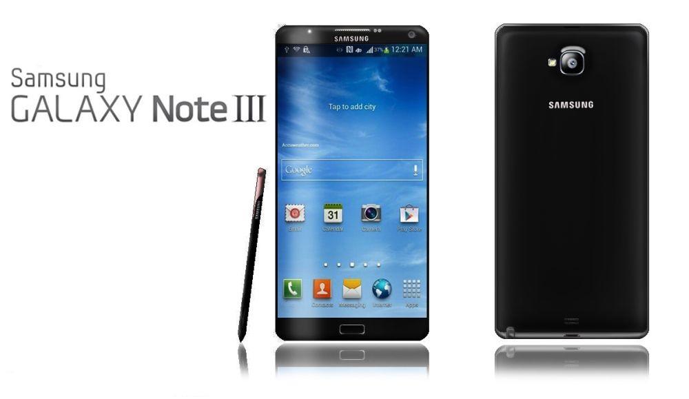 Produk Terbaru Samsung - Samsung Galaxy Note 3
