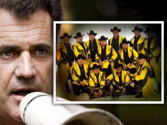 La Banda Machos participara en una película de Mel Gibson