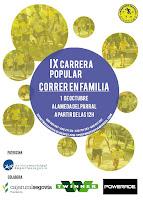 FOTOS IX EDICIÓN CORRER EN FAMILIA 1 DE OCTUBRE DE 2017