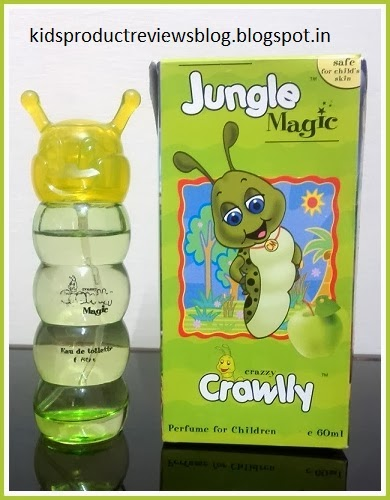 Jungle Magic Kids Perfume Review