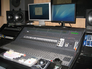California Sound Studios Music Recording Band Live Mixing Mastering Digidesign Control 24 Pro Tools HD