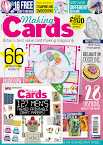 CURRENTLY PUBLISHED ON THE COVER OF THE MAY ISSUE OF MAKING CARDS MAGAZINE