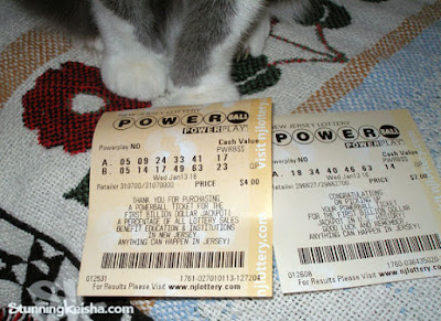 Wednesday Word—PowerBall