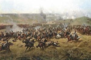 Batalla de Napoleón en Rusia