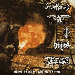 Stürm Kommand & Uriburu & Endlosung & Via Dolorosa & Holocaustus - United By Blood, Gathered By Iron (2011)