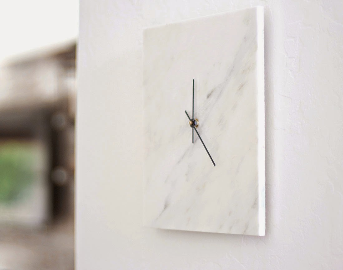 Reloj de Marmol Para Pared, Tutorial