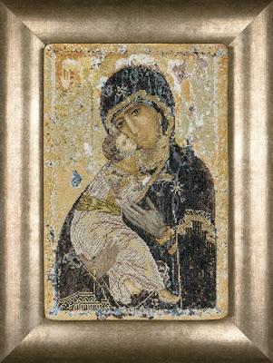 Владимирская Икона Божией Матери от Thea Gouverneur
