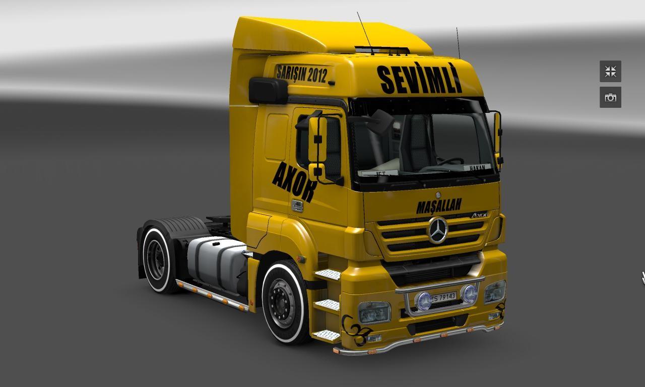 Euro truck simulatör 2 ets2 oyununu kurduktan sonra yama işlemini