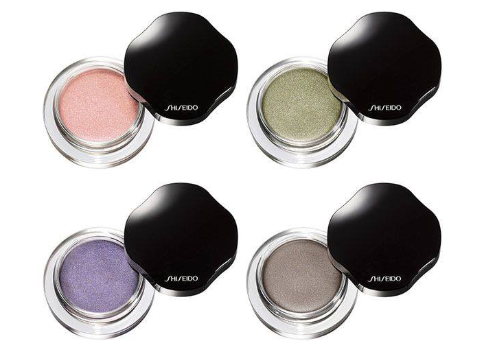 Shiseido Spring/Summer 2015 Eyeshadow Collection