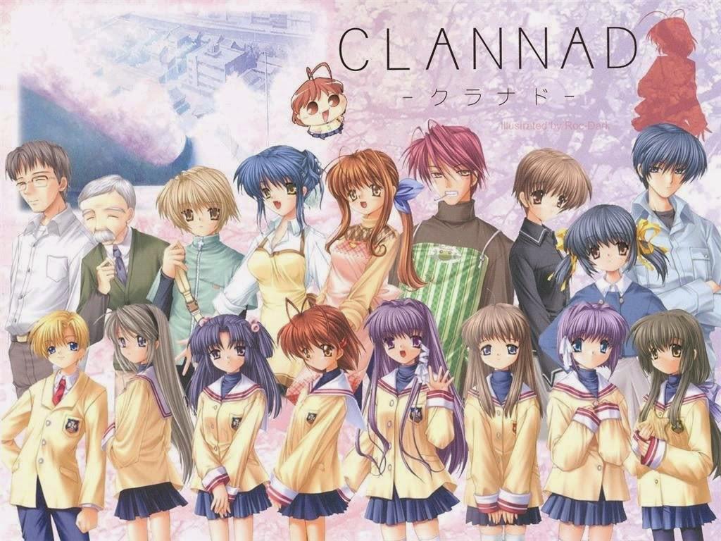 Clannad Subtitle Indonesia