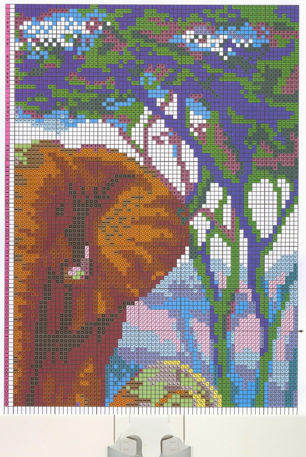 Семь слоников вышивка отзывы 51