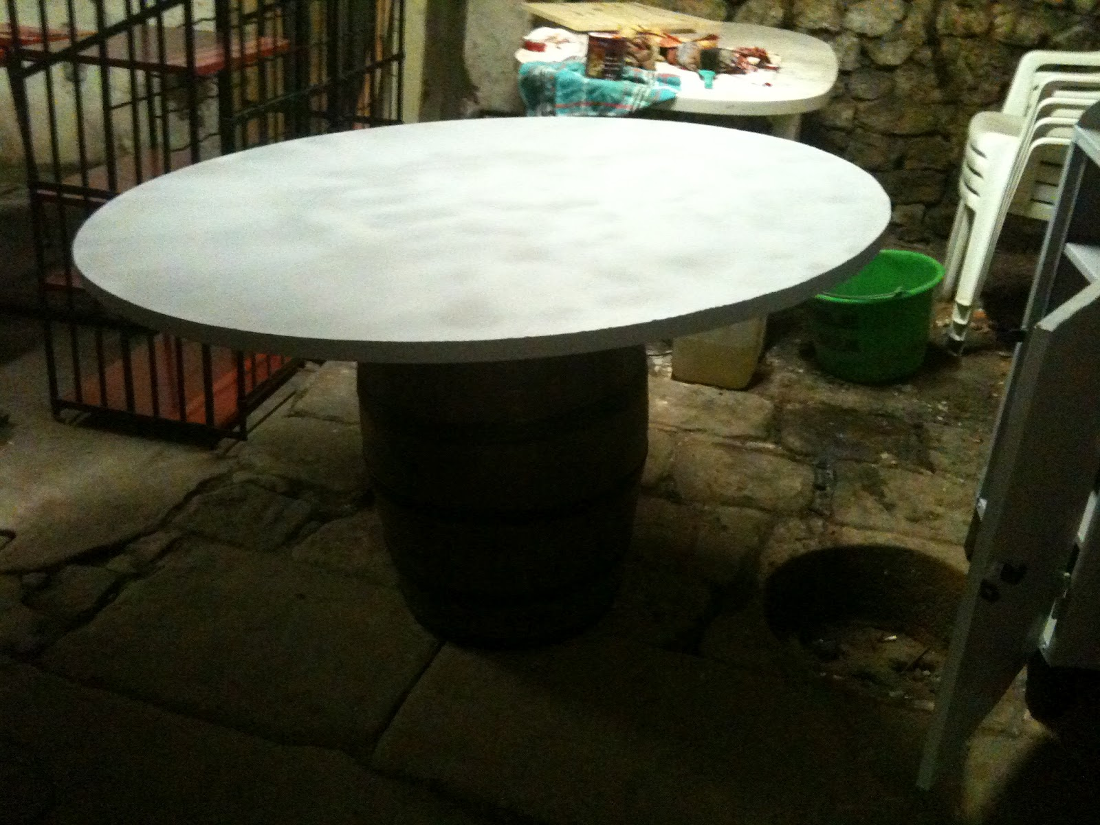 construire retaper a table. Black Bedroom Furniture Sets. Home Design Ideas