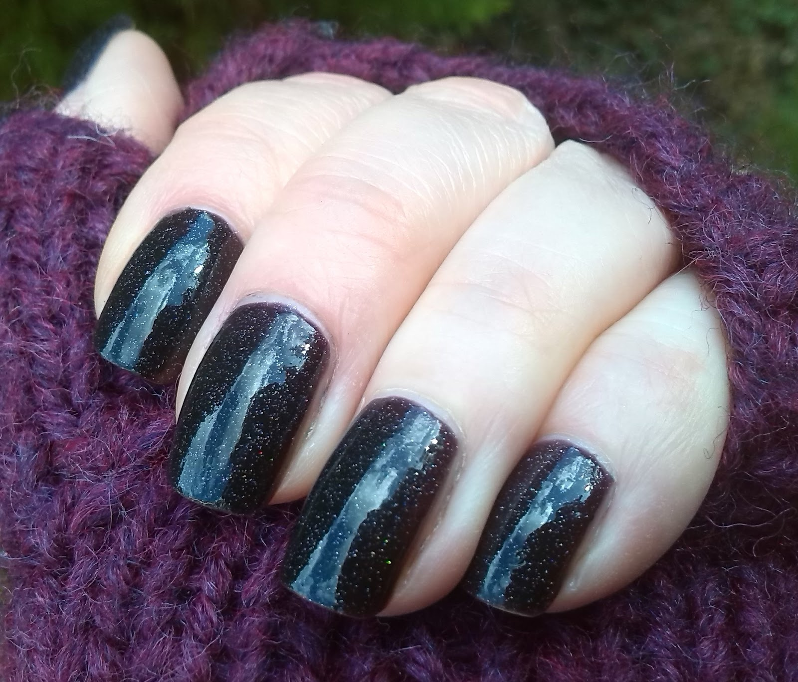 Black Cat Lacquer Magic Spells