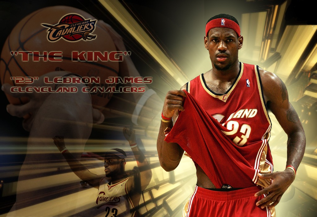 informations  videos and wallpapers  lebron james