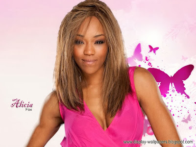 WWE Alicia Fox Desktop Wallpapers