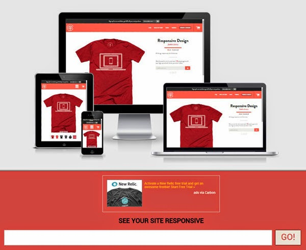 Tools Web Design Professional Am I Responsive