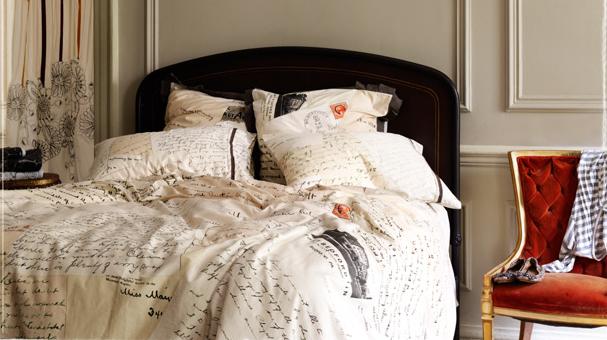 love letter duvet cover second bedroom pinterest With love letter bedding