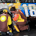 Gibbs Garage: Logano finishes lucky thirteenth but JGR teammates not so fortunate