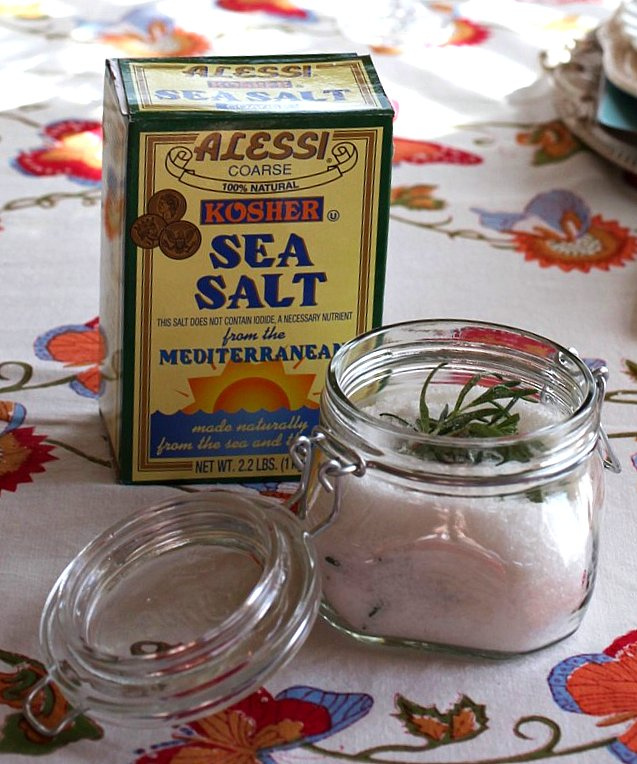 Rattlebridge Farm: Rosemary Salt
