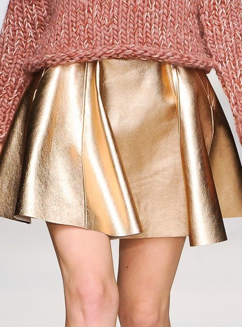the asian wallflower diy pleated skirt