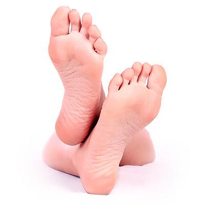 домашен скраб за  крака