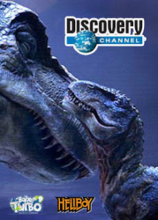 Discovery Channel – A Volta dos Dinossauros – Dublado