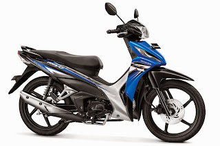 Spesifikasi dan Warna Honda Revo Fi