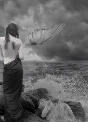 Con mis alas rotas, a mi boca le duele musitar tu nombre!