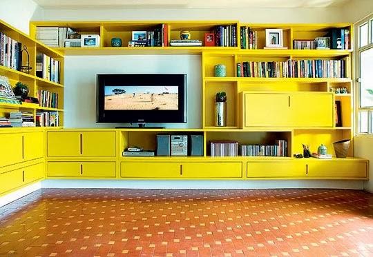 estante-criativa-livros-amarela