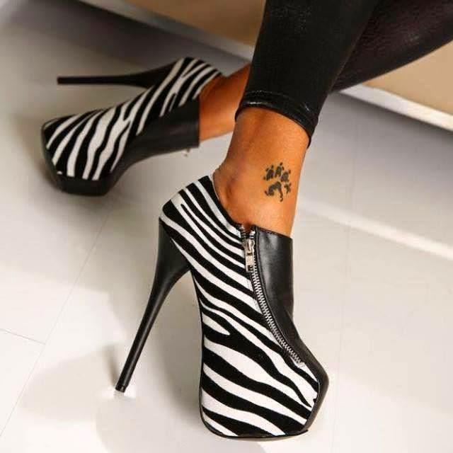 Ladies Shoes Trends....