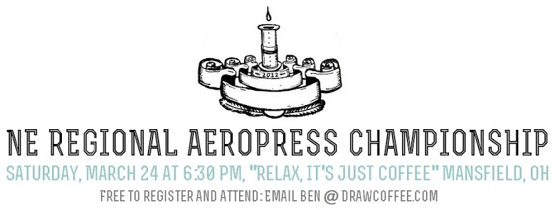 Northeast Regional Aeropress Championship