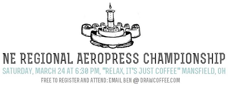 Northeast Regional Aeropress Championship