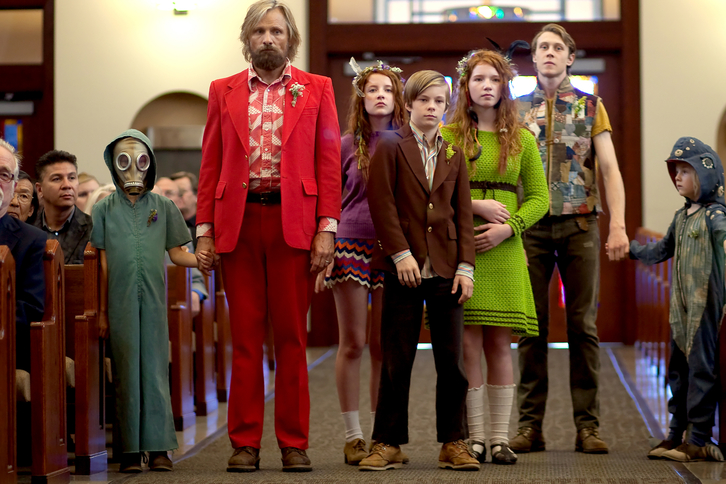 MOVIES: Captain Fantastic - Interviews w/ Viggo Mortensen, Cast & Director - Sundance 2016