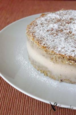 Gourmandise Hazelnut Chiffon Tart