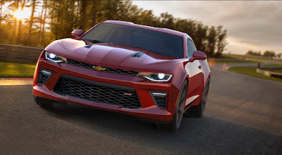 Rumored 2016 Chevy Camaro Release Date