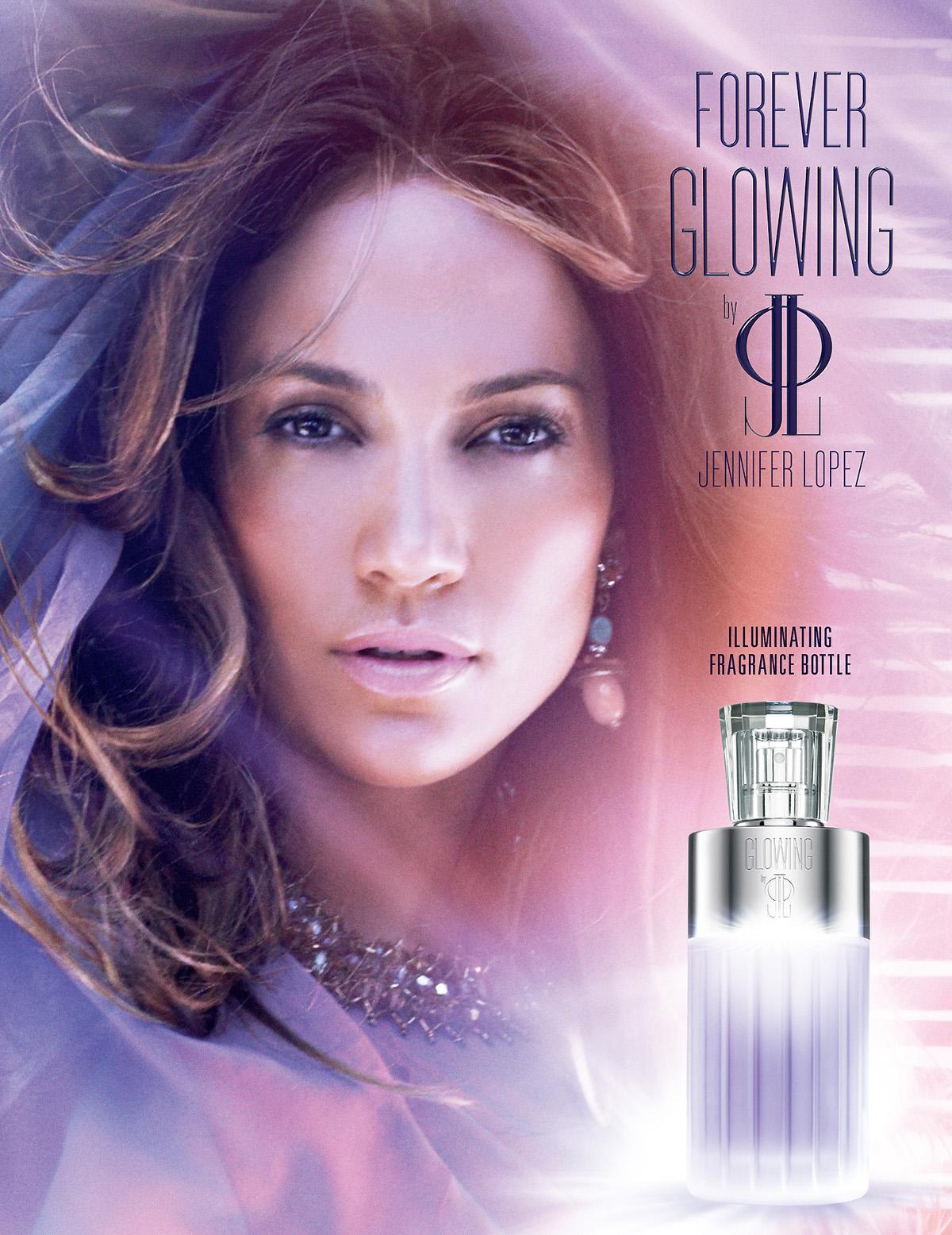 the face of beauty celebrity fragrance jennifer lopez forever glowing perfume. Black Bedroom Furniture Sets. Home Design Ideas