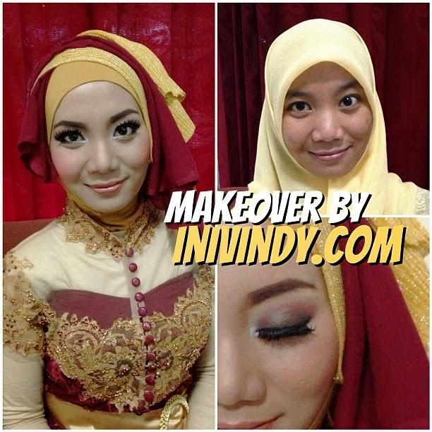 Tutorial Hijab Rias Makeup Natural dan Hijab Wisuda di Kota Malang 612