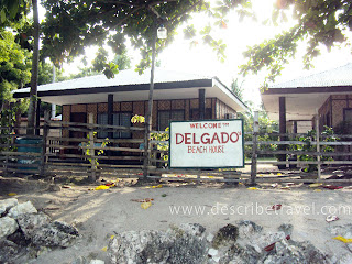 Delgado beach house in Moalboal