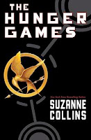 bookcover of THE HUNGER GAMES (Hunger Games #1) by Suzanne Collins