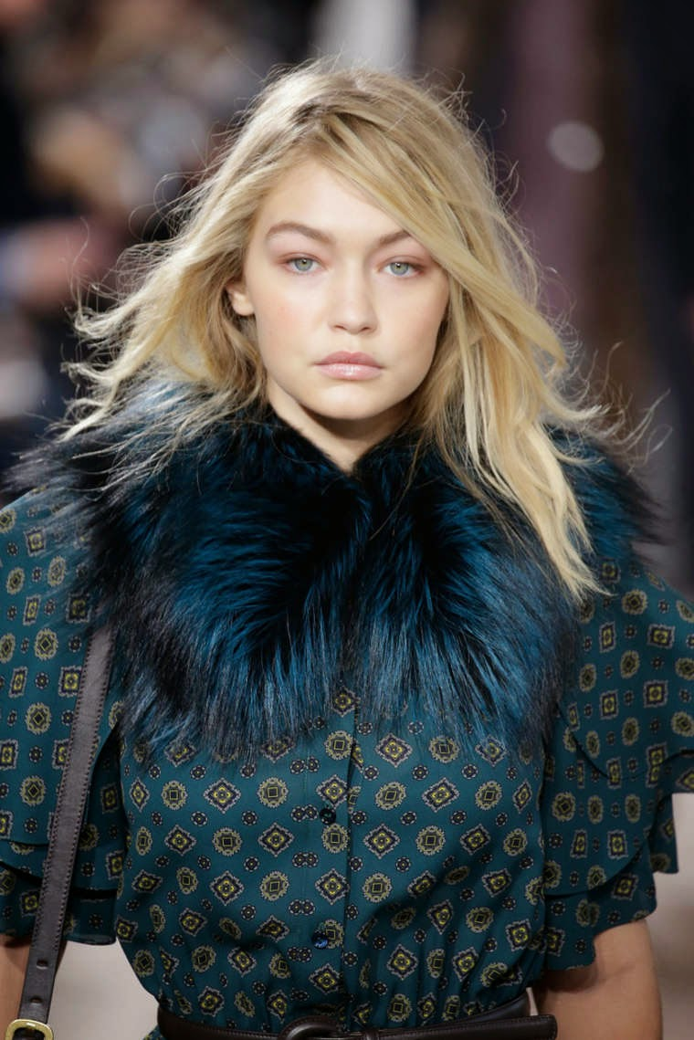 Gigi Hadid – Michael Kors Fashion Show in NYC