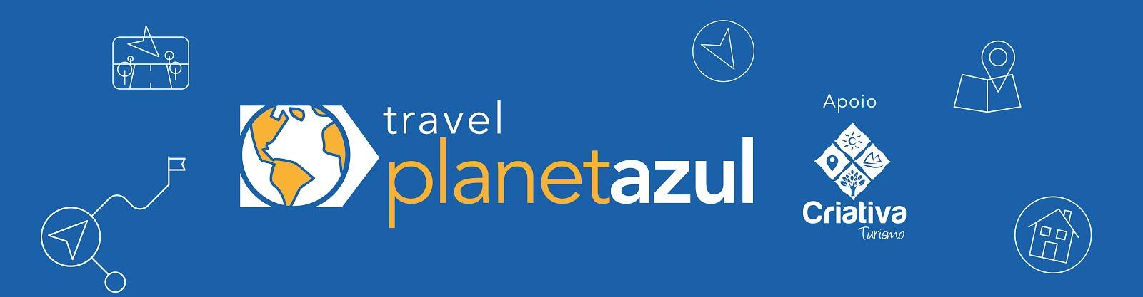Travel Planet Azul