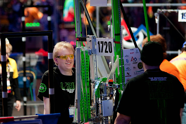 FIRST World Championship 2015 St. Louis PhyXTGears