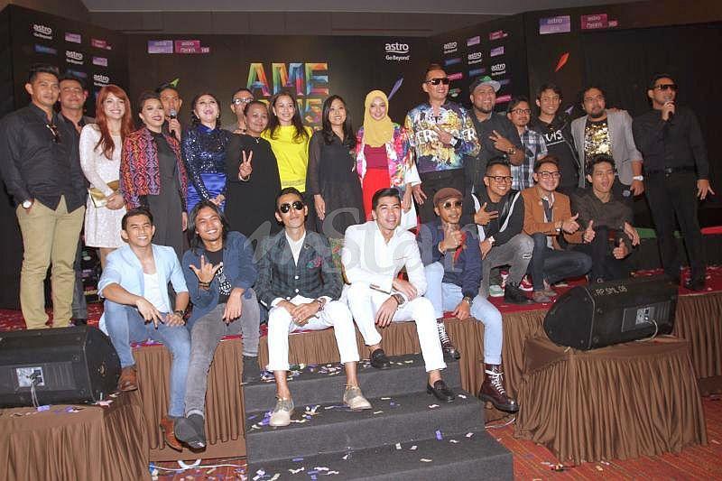Zizan Razak Pencalonan Terbanyak Anugerah Meletop Era 2015 , info, terkini, hiburan, sensasi, AME2015, zizan razak