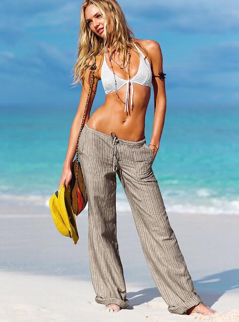 Candice Swanepoel – Victoria's Secret Bikini