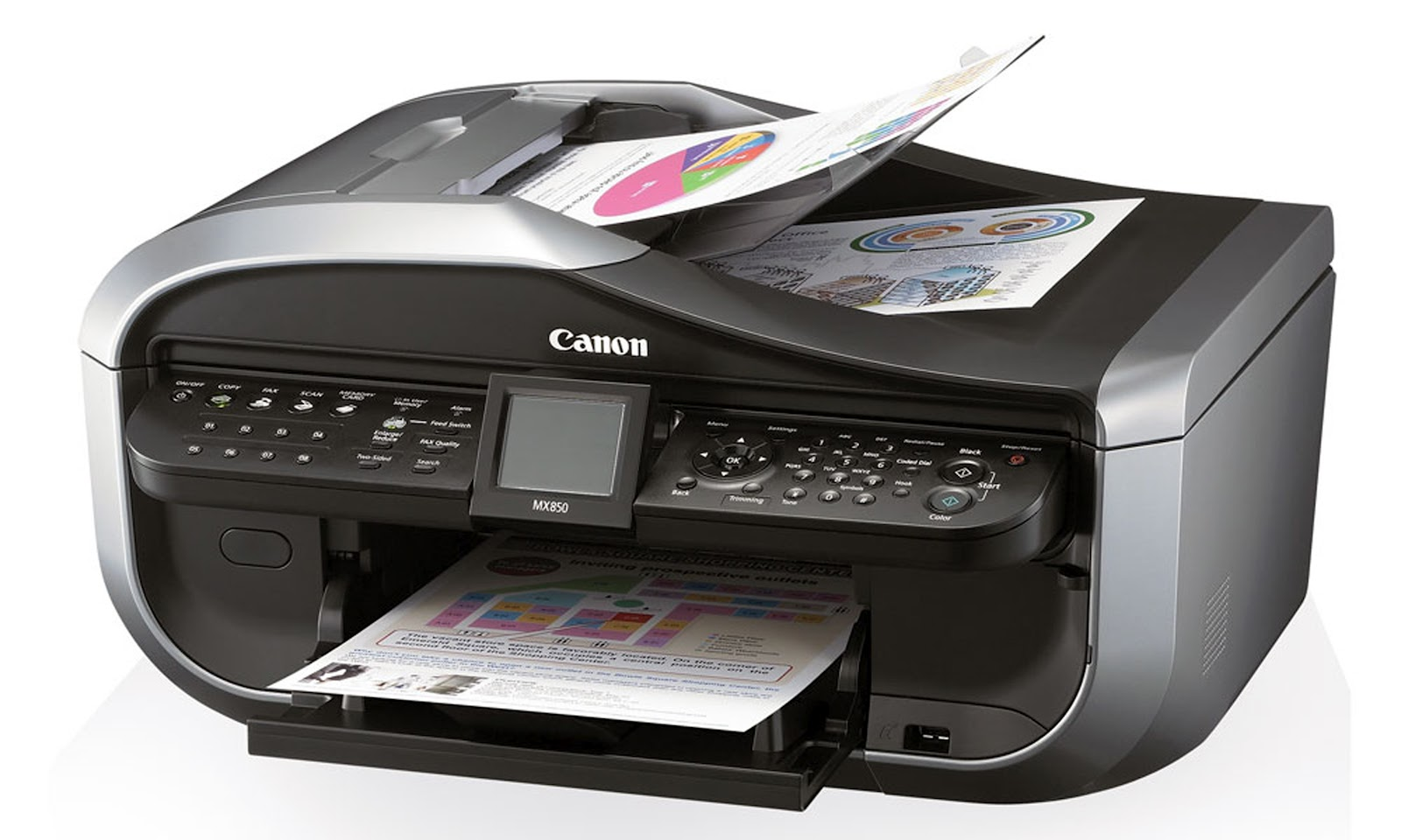 ... Support: Troubleshooting and error code of Canon Pixma MP258 Printer