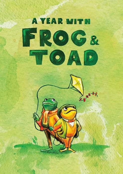 ChiIL Mama: A Fond Farewell To Frog & Toad and Welcome Mr. Chickee\'s ...
