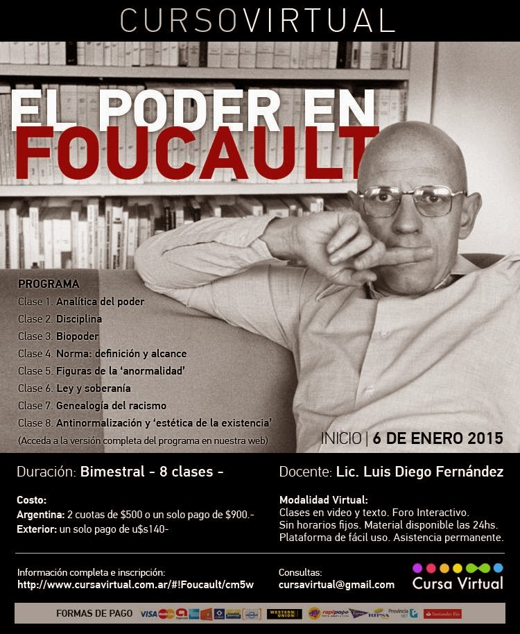 Curso Virtual: Foucault